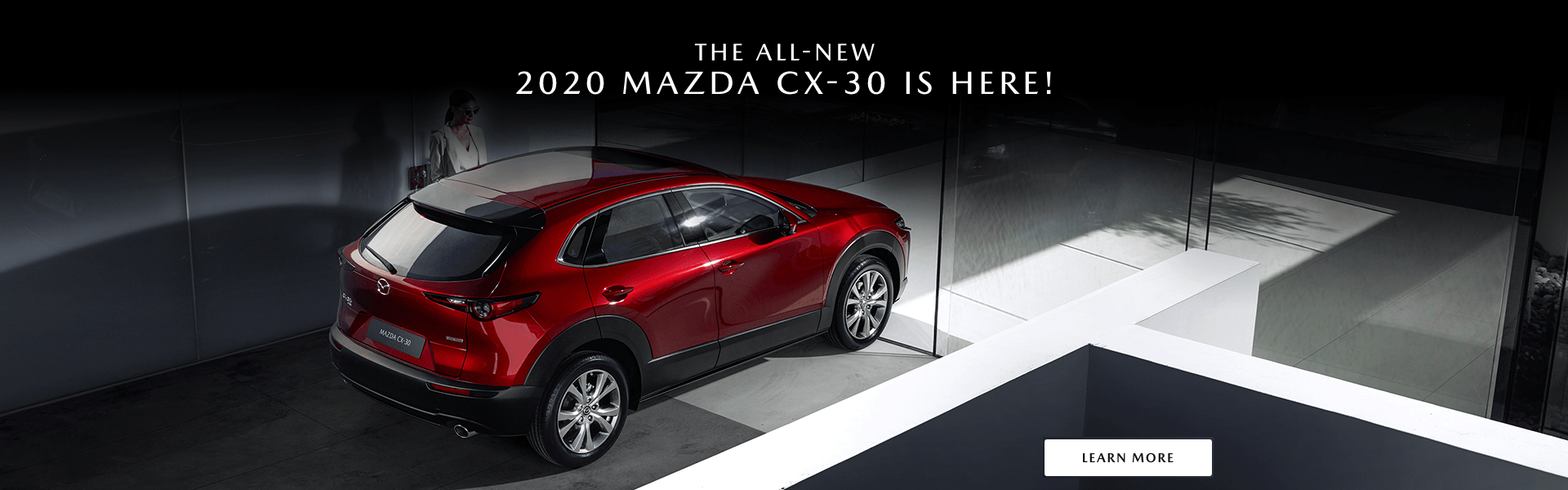 The All New CX30