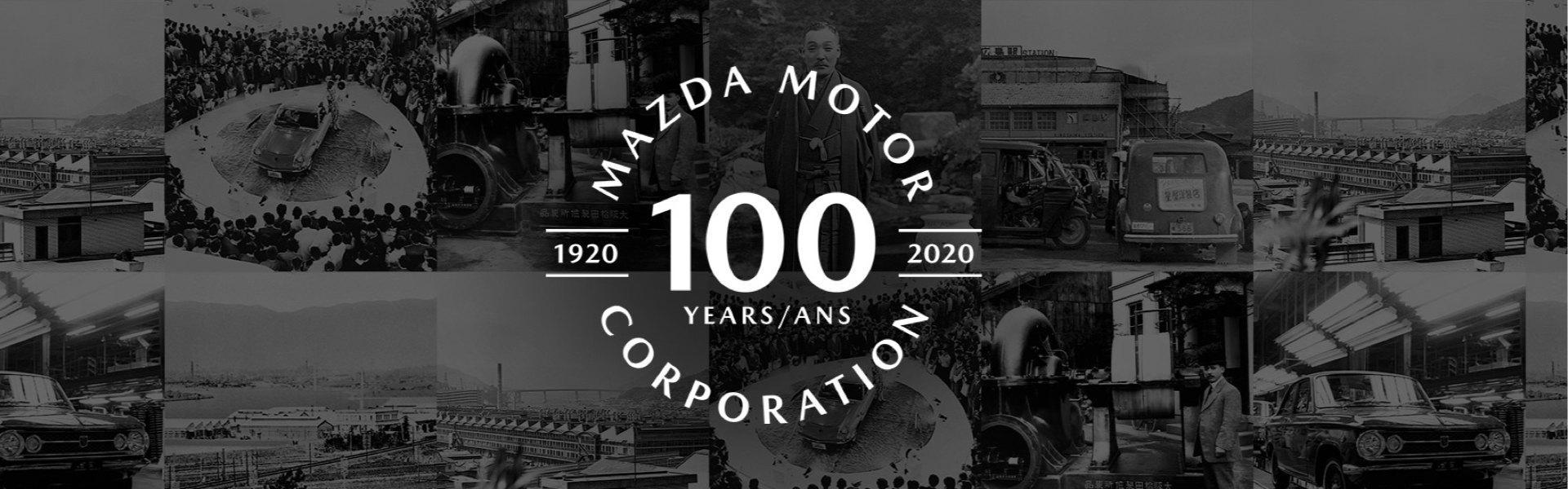 Mazda 100 Year Anniversary
