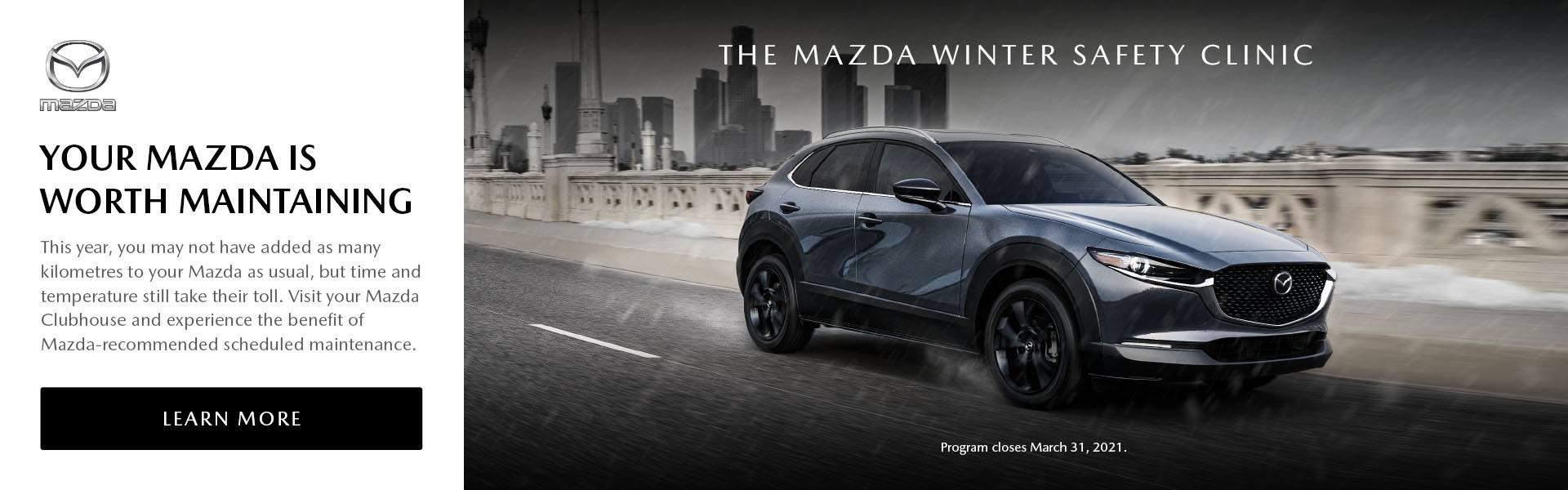 Mazda Fall Tires